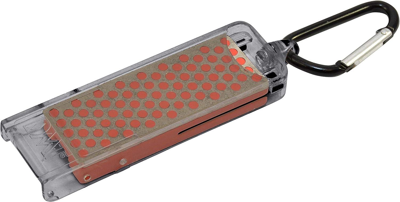 DMT 20005 Survival Lightweight Sharpener with Firestarter Fine