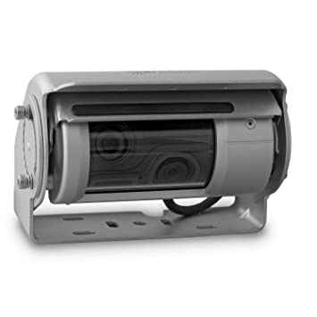 Carmedien 150 ° Premium Doble Shutter dskrfk con Shutter Limpiaparabrisas Calefacción Micrófono 12 V 24 V