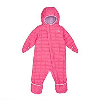 newest f22ab 742a6 THE NORTH FACE Kinder Infant Thermoball Bunting Einteiler