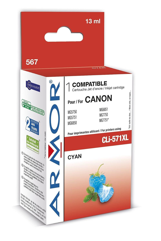 Armor K12670 cartucho de tinta Cian - Cartucho de tinta para ...