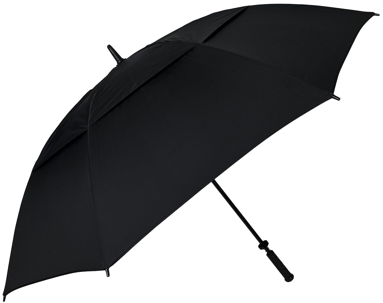 Haas-Jordan 8701 68-Inch Double Canopy Hurricane Golf Umbrella   B00MKBS16M
