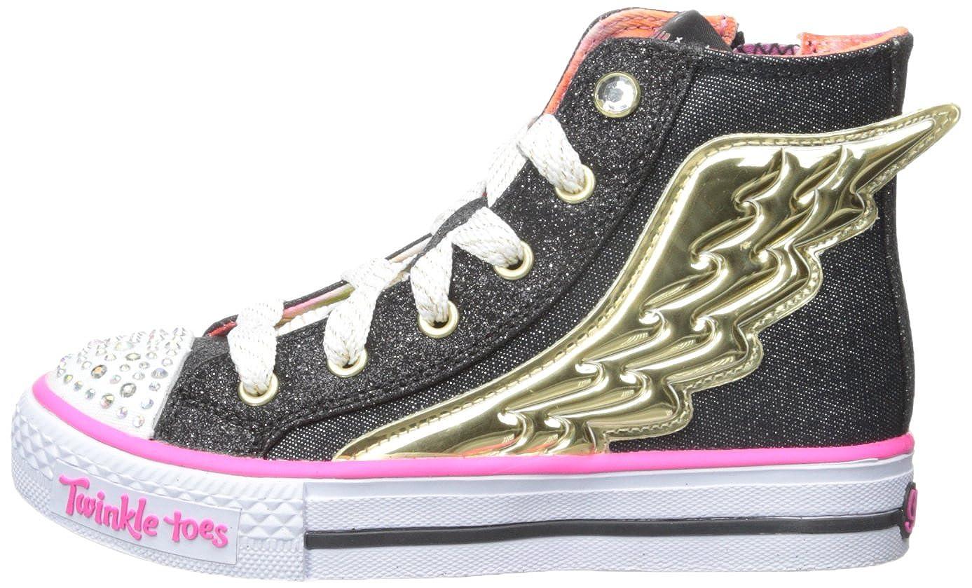 Skechers Kids Shuffles-Flutter Up-K Sneaker 10565L