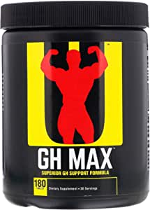 Universal Nutrition GH Max, 180 Tablets