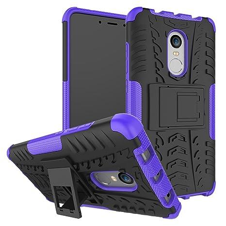 ad3c397f13f Happon Funda Xiaomi Redmi Note 4/Redmi Note 4X [Ultra Slim] Estuche  protector