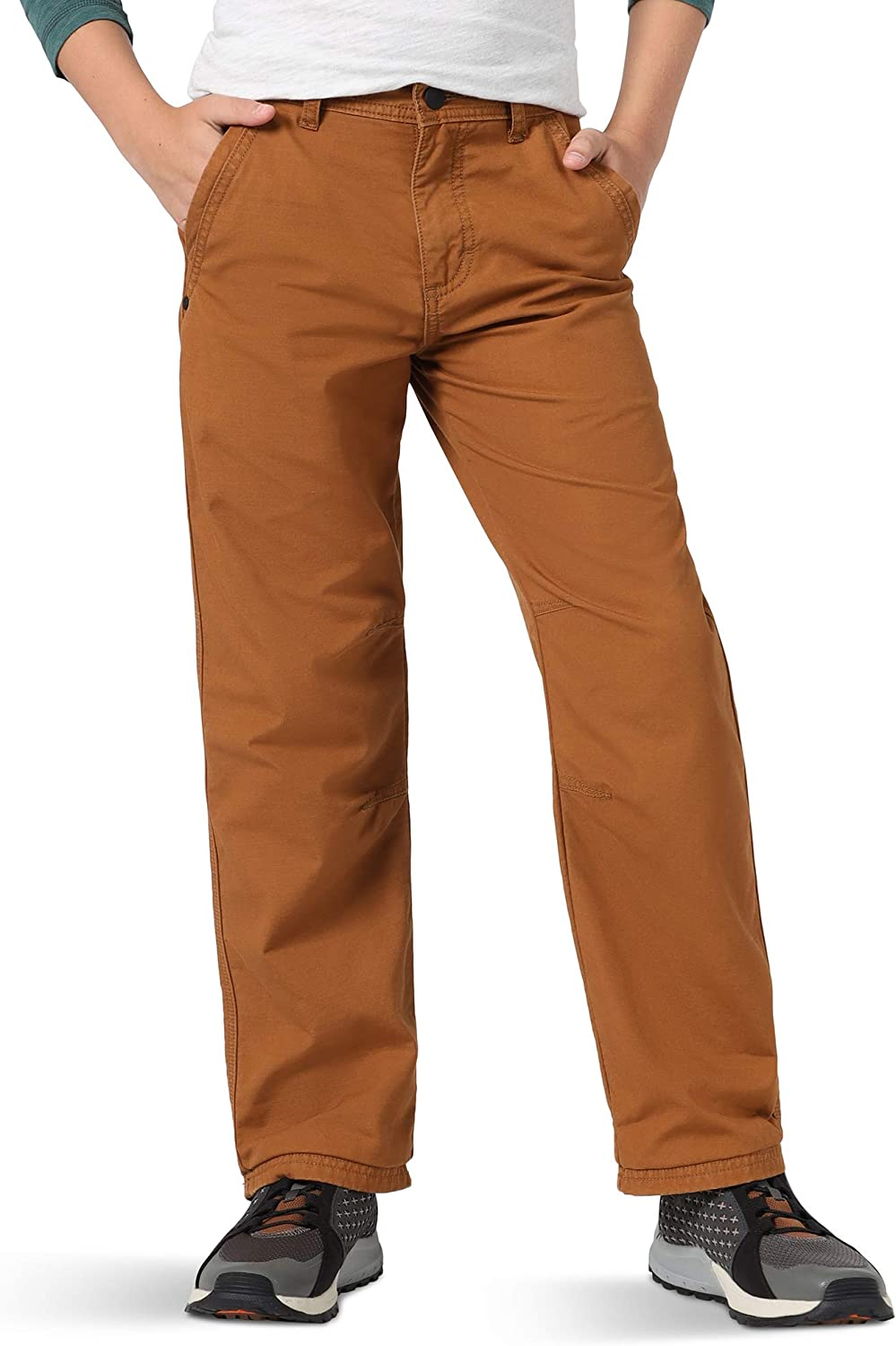 ATG by Wrangler Boys Lined Ripstop Pant