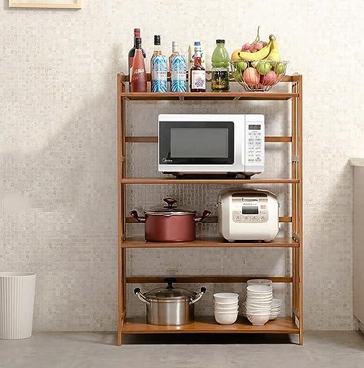 Estante para almacenamiento de la cocina Estante para horno de ...