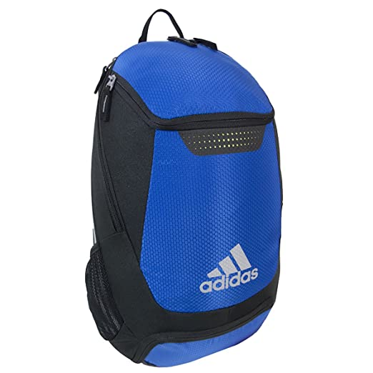 d87a04372 Amazon.com: adidas Stadium Team Backpack, Bold Blue, One Size: Clothing