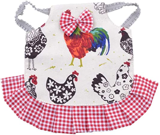 Chicken Saddle with Optional Wing Guard
