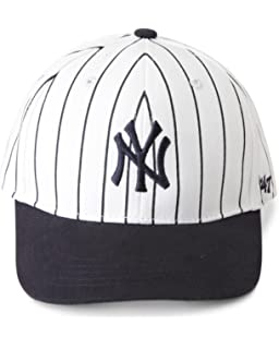 47 Brand MLB New York Yankees MVP Cap - Pinstripe Kids