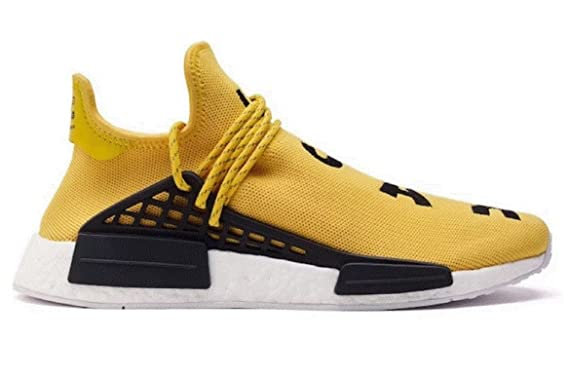 480b3c828 Adidas x Pharrell NMD - Human Race - Yellow - Size UK 8 - Brand New ...