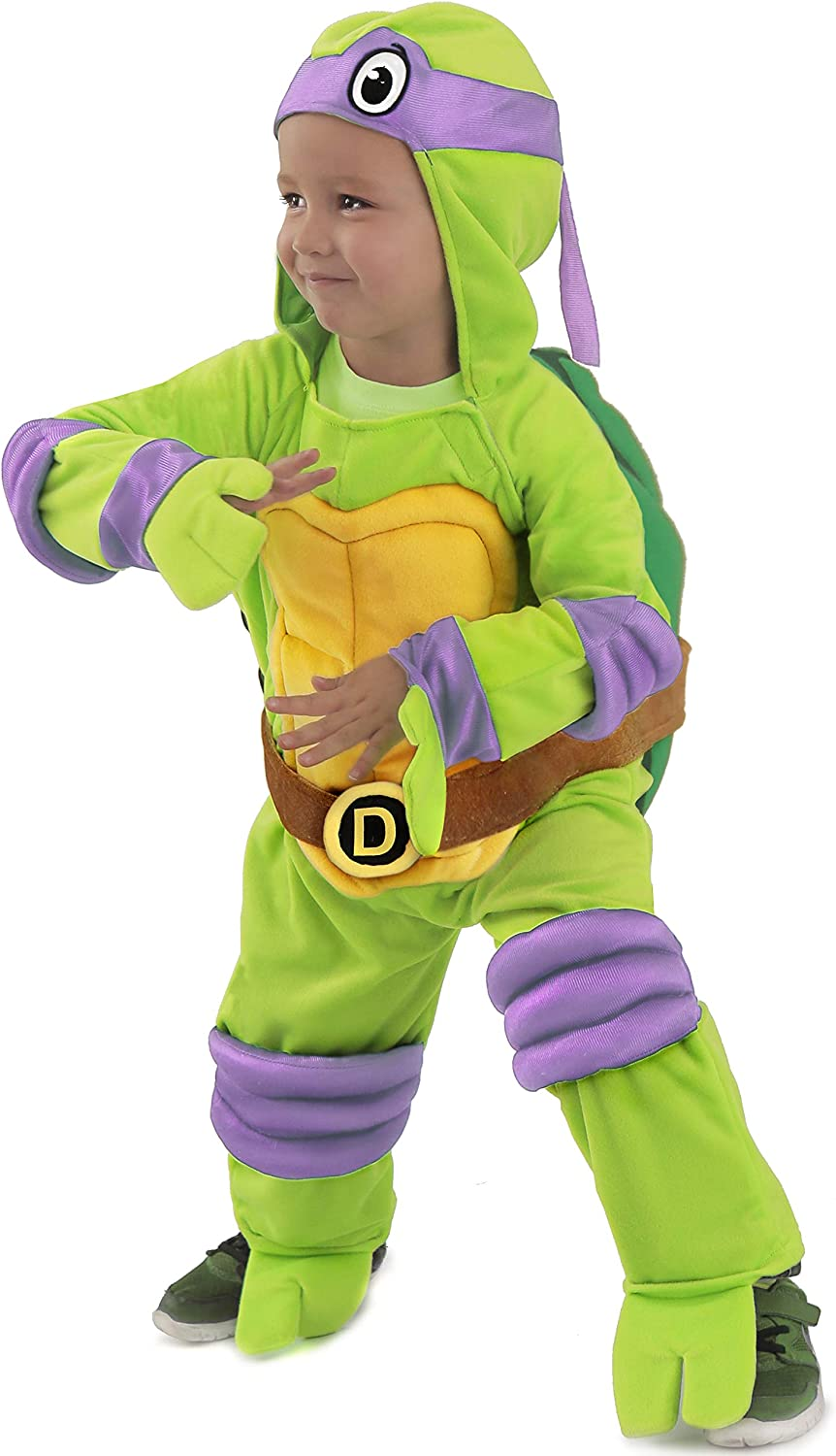 Baby's Teenage Mutant Ninja Turtles Costume Donatello