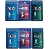 Engage Woman Floral Fresh Pocket Perfume,18 Ml (Pack Of 3)