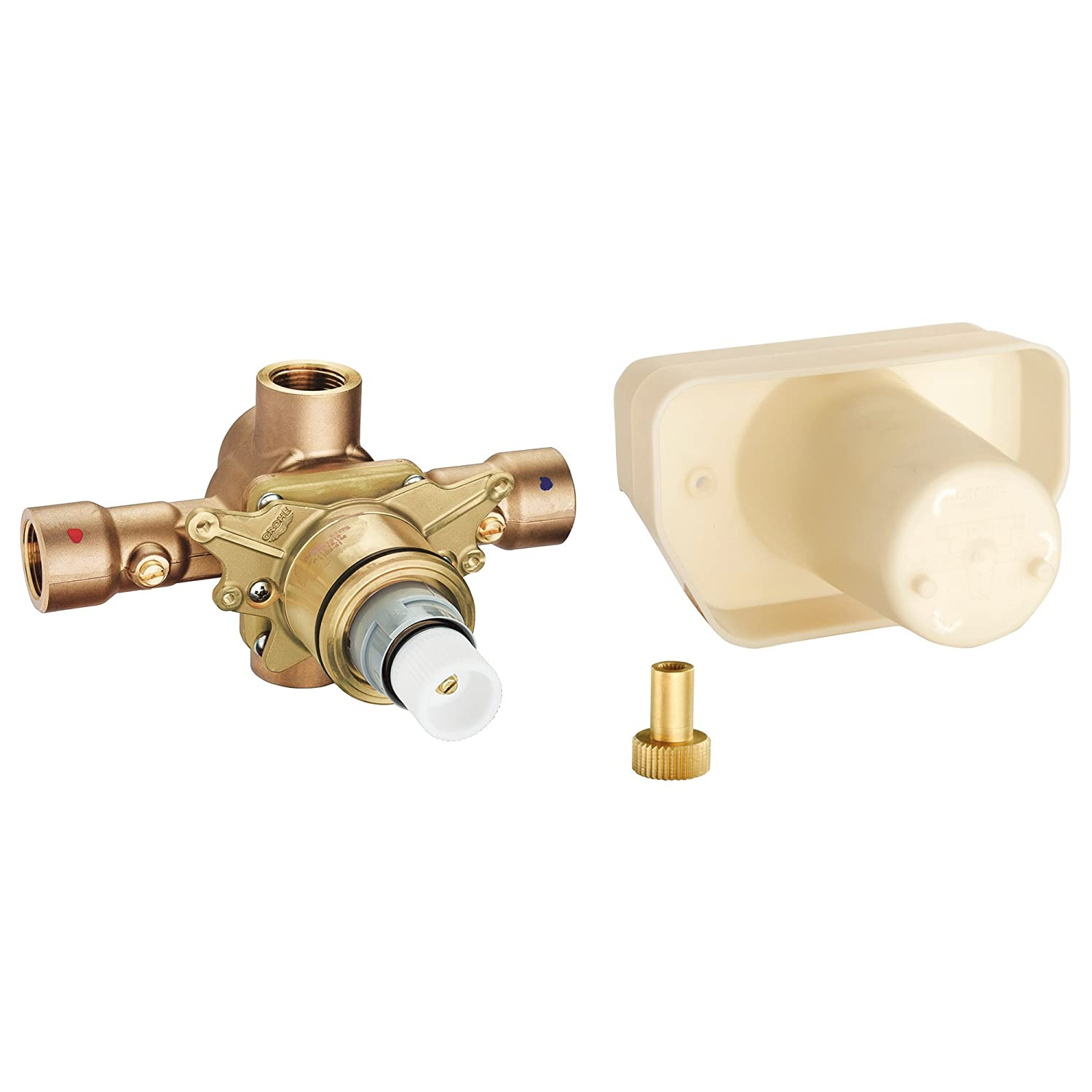 Grohtherm Thermostat Rough-In Valve