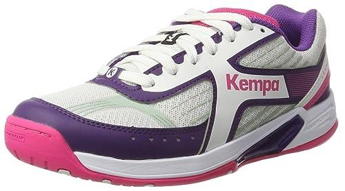 Kempa Wing Women, Zapatillas de Balonmano para Mujer: Amazon.es: Zapatos y complementos