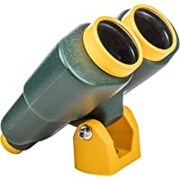 Jack and June Green and Yellow Rotating Playset Binoculars Compatible with Most Playsets