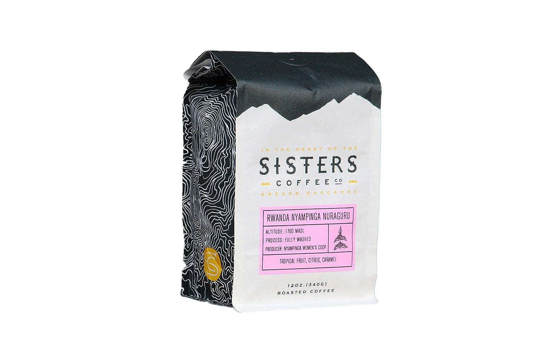 Sisters Coffee, Coffee Origin Organic, 12 Ounce