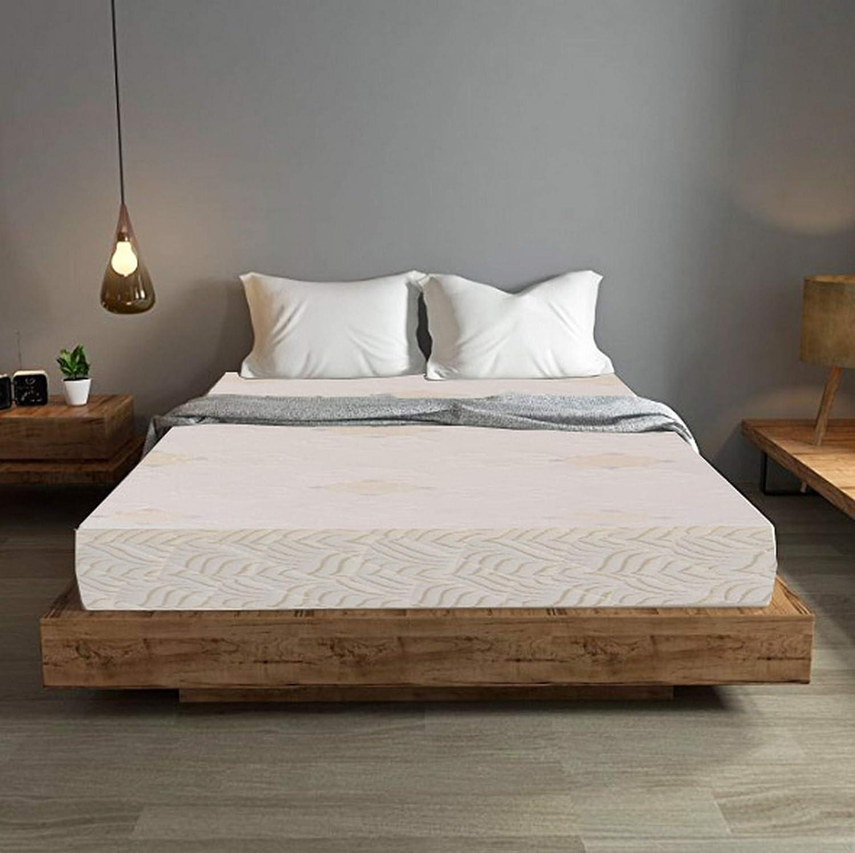 SLEEPSPA Pure Sleep Premium Orthopaedic 6 Inch Queen Size