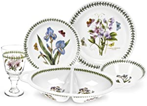 Portmeirion Botanic Garden 17 Piece Plate Set