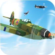 Spitfire War Fighter Combat - Shooting Battle Planes