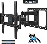 Mounting Dream TV Wall Mount TV Bracket for Most 32-55 Inch Flat Screen TV