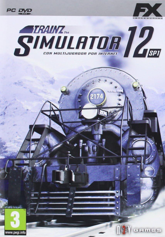 Trainz Simulator 12 - Premium: Amazon.es: Videojuegos