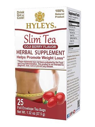 english slimming tea