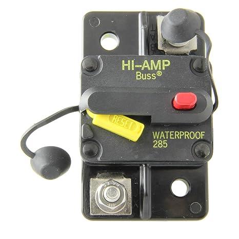 Amazon Bussmann CB285 70 Surface Mount Circuit Breakers Amps 1 Per Pack Automotive