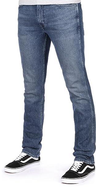Levis ® L8 Slim Straight Vaquero blue authentic: Amazon.es ...