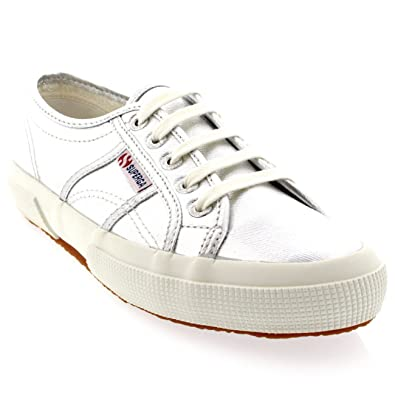 718a84acfe229 Womens Superga 2750 Cotmetu Plimsoll Metallic Low Top Casual Sneakers