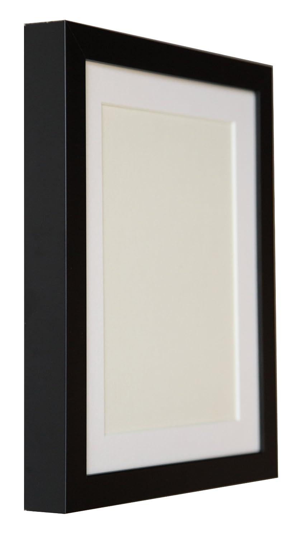 Tailored Frames 235 matt schwarzer Holz Bilder-und Foto-Rahmen mit ...