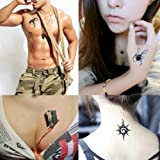 3D Scorpion King Waterproof Temporary Tattoos