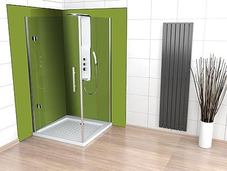 Kera bagno doccia parete bagno parete posteriore rivestimento per