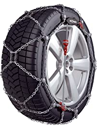Thule 12mm XG12 Pro Deluxe SUV/Crossover Snow Chain, Size 267 (Sold in Pairs)