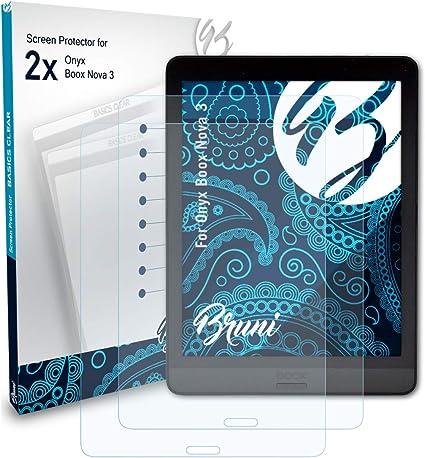 Bruni Schutzfolie Kompatibel Mit Onyx Boox Nova 3 Computer Zubehör