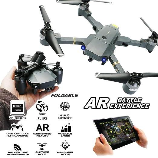 Xianxian88 RC Drone Gran Angular de posicionamiento de Flujo ...