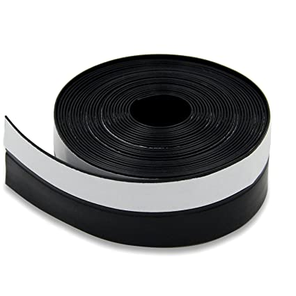 Window Weatherstrip Seal Self Adhesive Door Draft Stopper Frameless