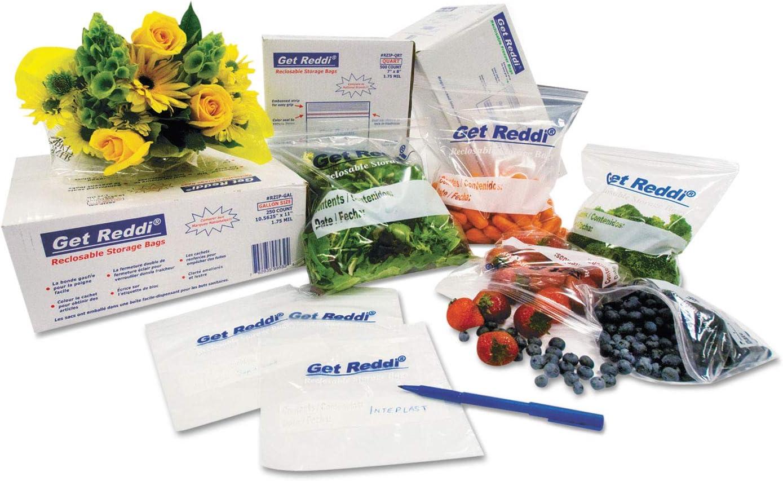IBSPB080315 - Get Reddi Food amp; Poly Bag