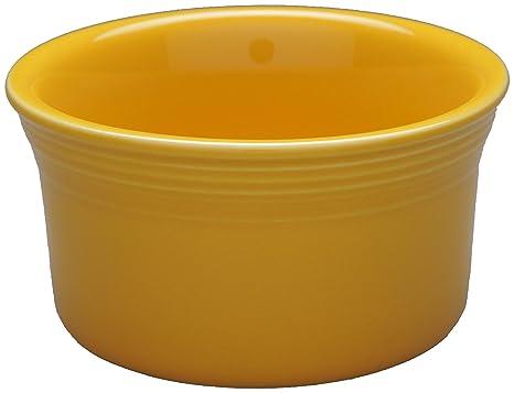 Amazon.com: Fiesta 4-Inch by 2-Inch Ramekin, Marigold: Kitchen & Dining