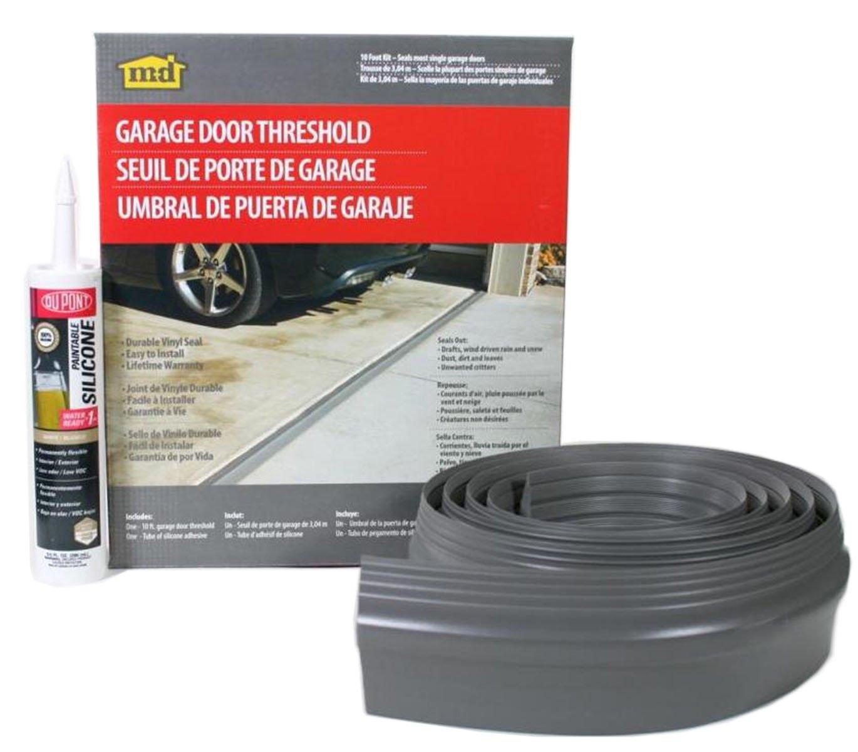 single garage doorMD Building Products 50100 10feet Single Door Garage Door