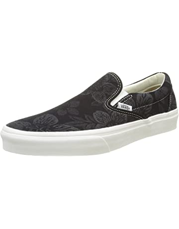 04765d15938d9 Vans Unisex Classic (Checkerboard ) Slip-On Skate Shoe