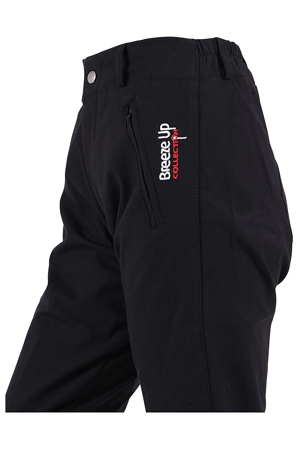 Breeze Up Collection exercise-breeches-black-black