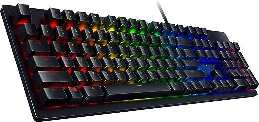 Razer Huntsman Gaming Keyboard: Fastest Keyboard Switches Ever - Clicky...