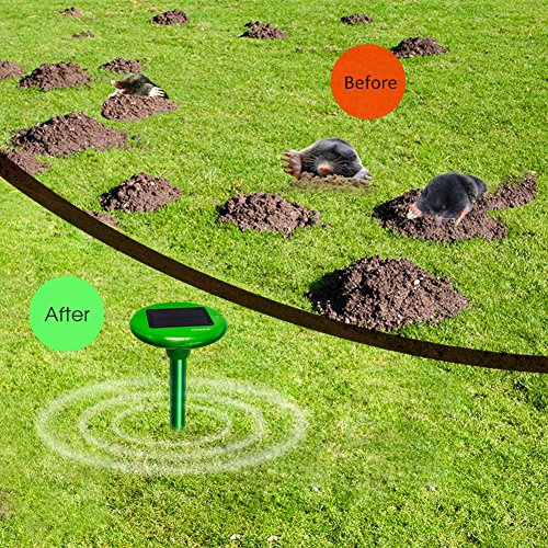 VENSMILE Repel Mole Voles Gopher product image