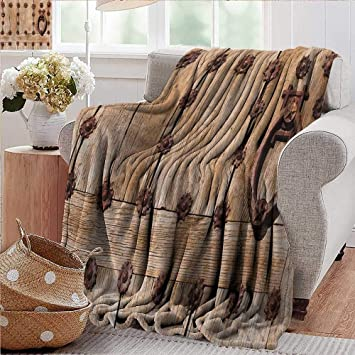 Fantastic Amazon Com Pearlrolan Throw Blanket For Couchrustic Gmtry Best Dining Table And Chair Ideas Images Gmtryco