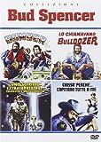 Collezione  Bud Spencer - Bomber/ Lo Chiamavano Bulldozer /Chissà Perché Capitano Tutte a Me / Uno Sceriffo Extraterrestre… Poco Extra e Molto Terrestre (4 DVD)