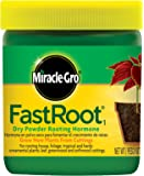 Miracle-Gro FastRoot1 Dry Powder Rooting Hormone 1.25 oz., Houseplant and Succulent Propagation,for Rooting House…
