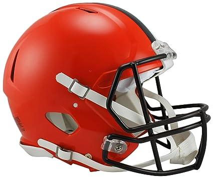7285a8224af Amazon.com   Riddell NFL Full Size Revolution Speed Helmet   Sports ...