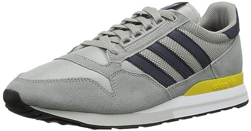 quality design 5a35e f12fe adidas Originals ZX 500 OG, Sneaker uomo, Grigio (Ice Grey Legend Ink