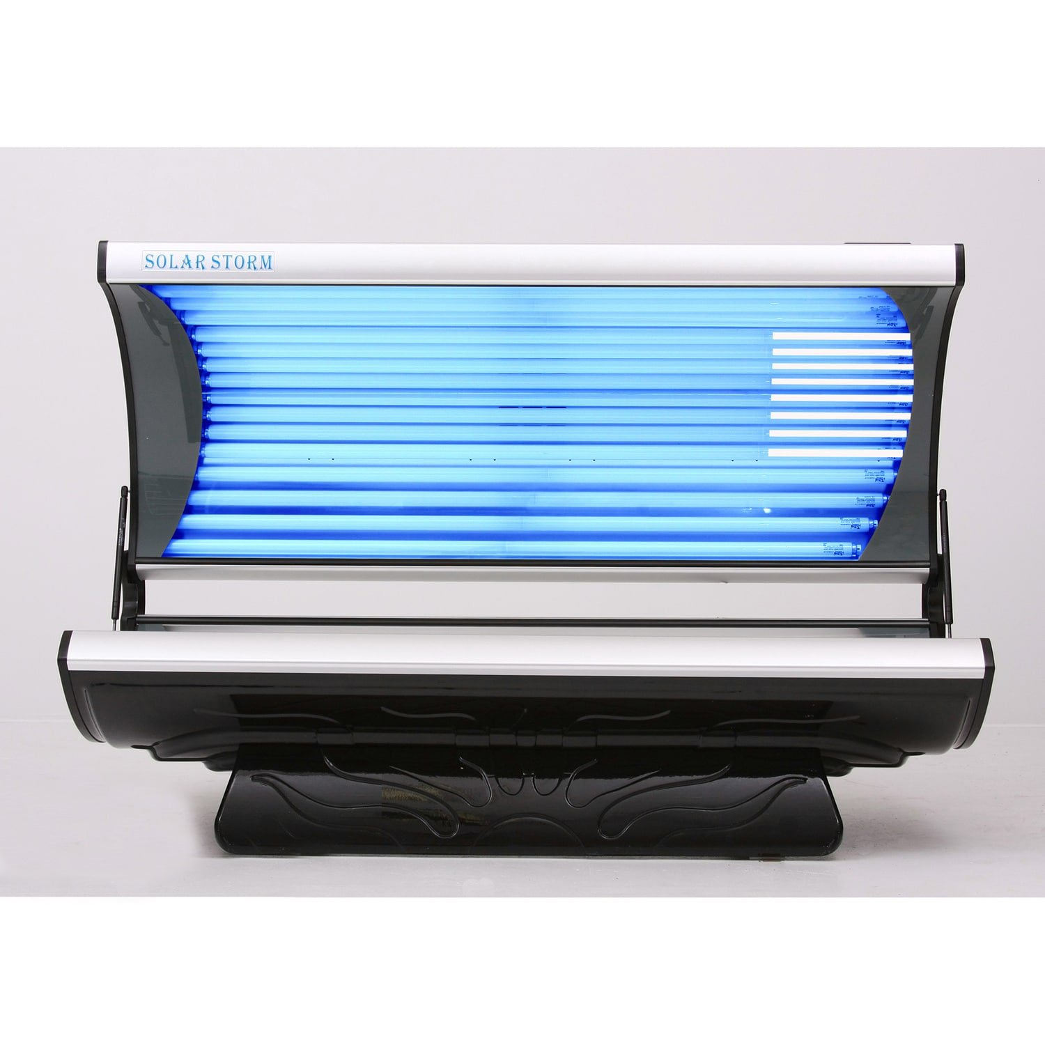 Solar Storm 24r 220v Tanning Bed With Face Lamps Wiring Industrial Scientific