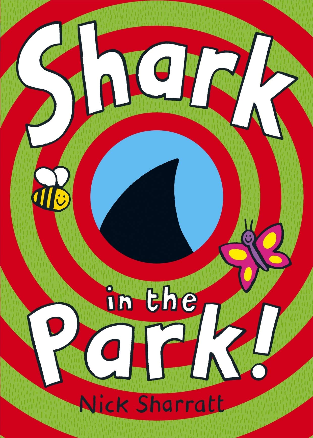 Image result for shark in the park